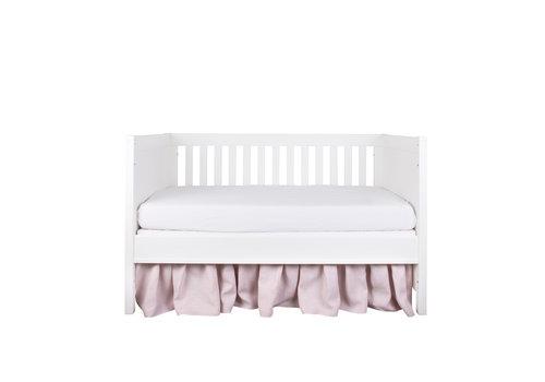 Théophile & Patachou Blush Pink Bedrok 60x120cm - Linnen