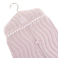 thumb-Blush Pink Luierzak model kleerhanger-2