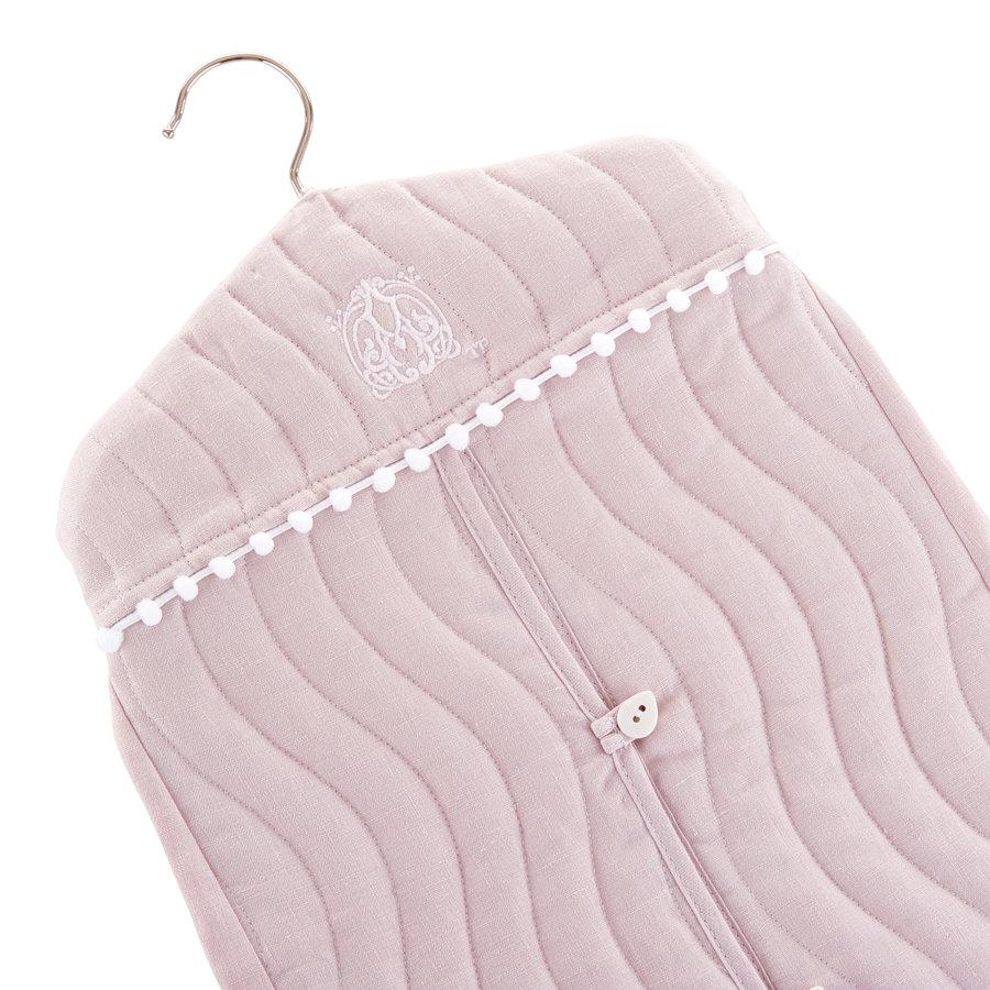 Blush Pink Luierzak model kleerhanger-2
