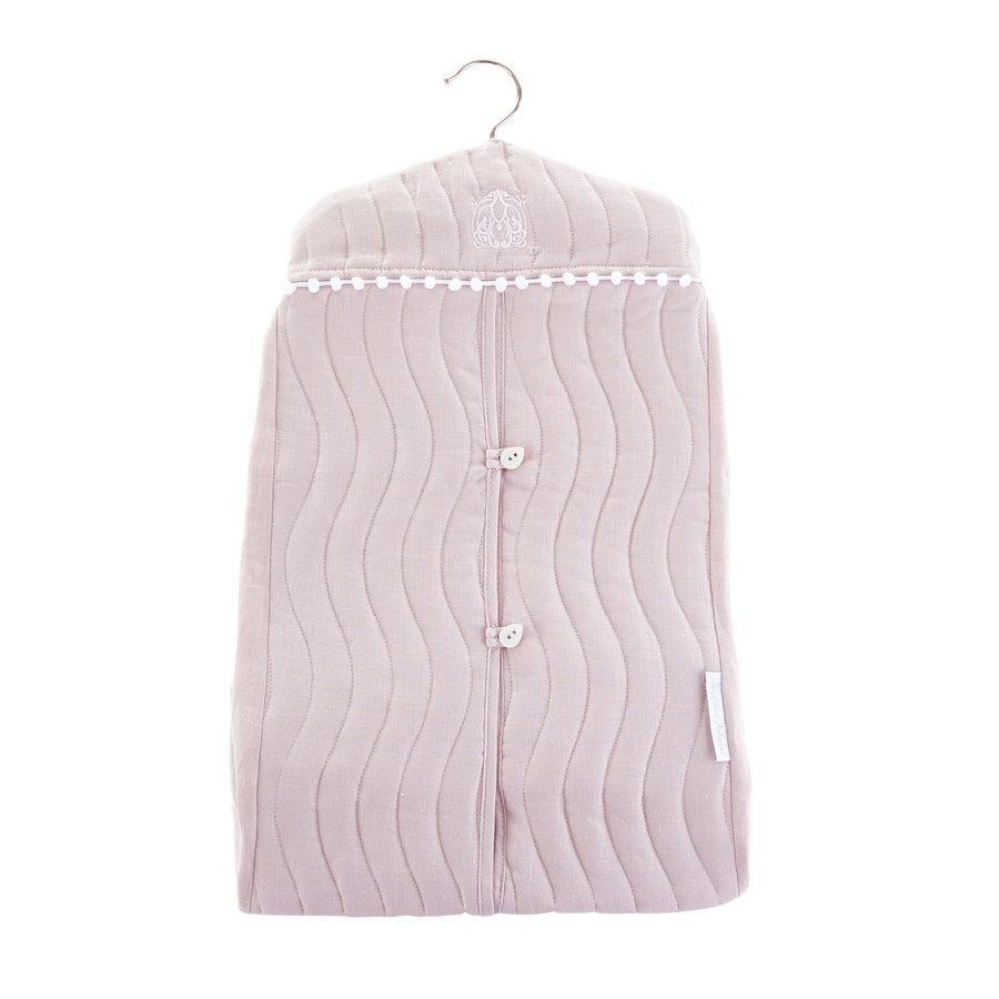 Blush Pink Luierzak model kleerhanger-1