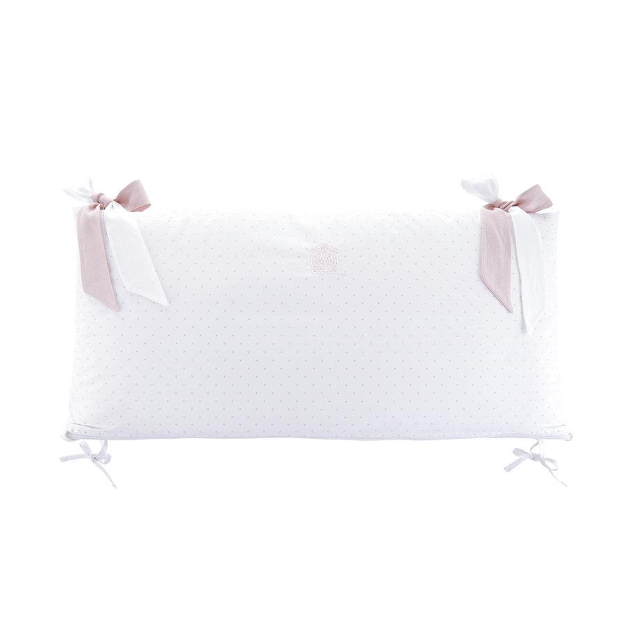 Blush Pink Bedbeschermer 60cm - Katoen (60x60x60cm) H:32cm-2