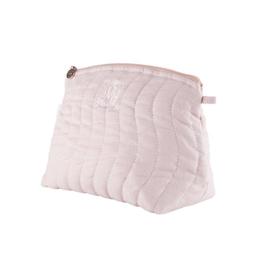 Blush Pink Toilettas - Gewatteerd-2