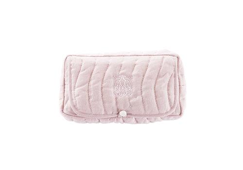 Théophile & Patachou Blush Pink Reishoes vochtige doekjes - Gewatteerd