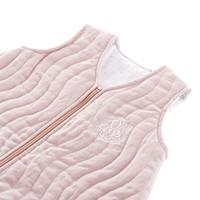 thumb-Blush Pink Slaapzak 90cm - Gewatteerd-2