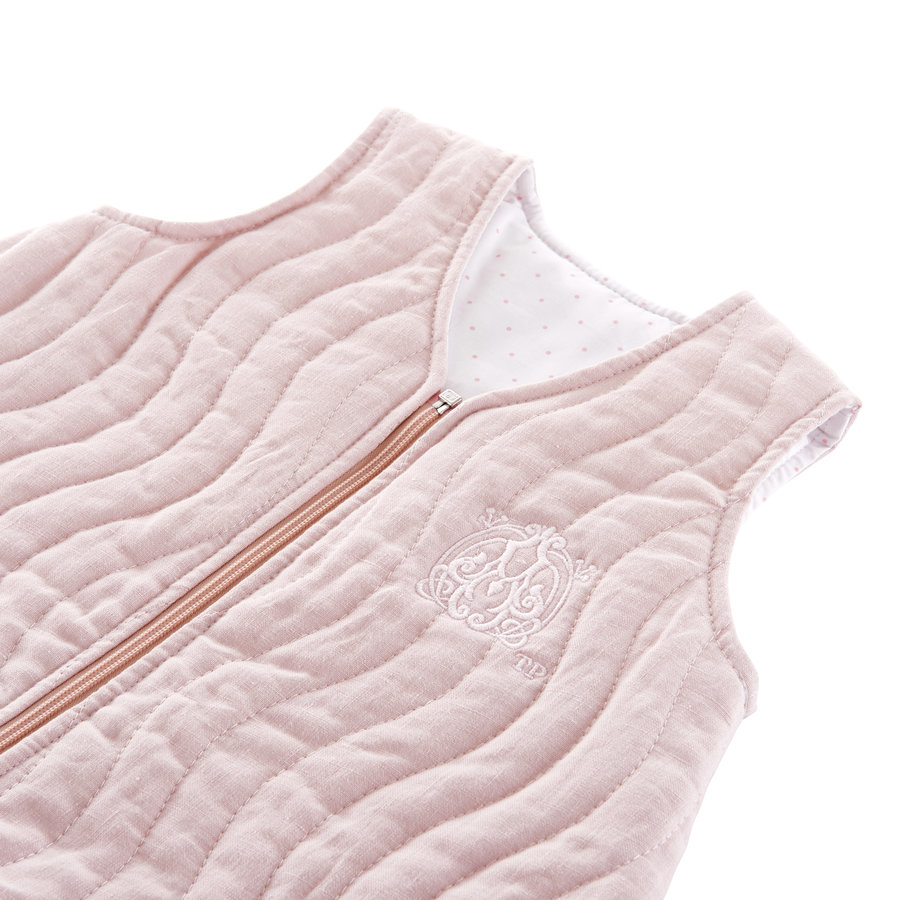 Blush Pink Slaapzak 90cm - Gewatteerd-2