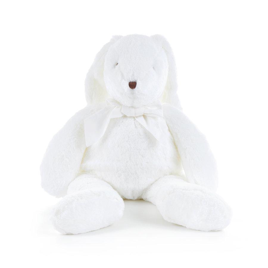 Pijamazak konijn strik wit - 60cm-1
