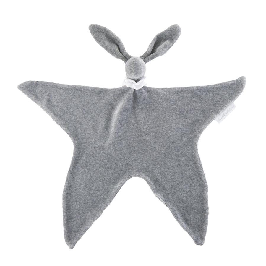 Pearl Knuffeldoekje - Fluweel pearl-1