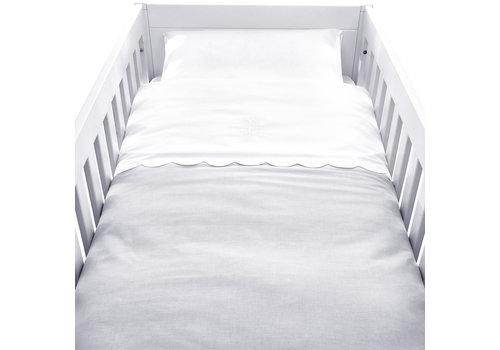 Théophile & Patachou Pearl Donsovertrek bed 100x135cm  + sloop