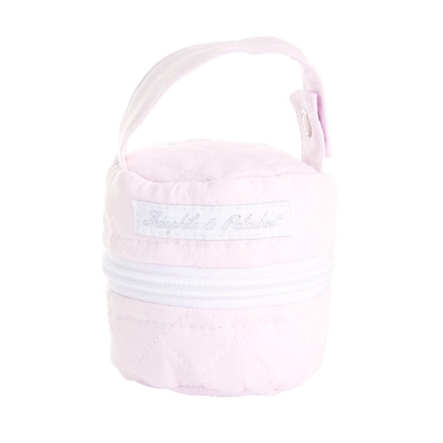 Royal Pink Hoes fopspeen - Gewatteerd popeline-1