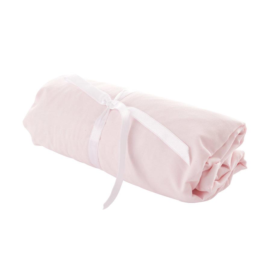 Royal Pink Hoeslaken bed 70x140cm-1