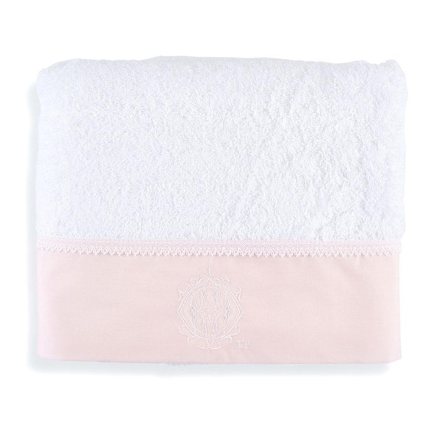 Royal Pink Badhanddoek-1