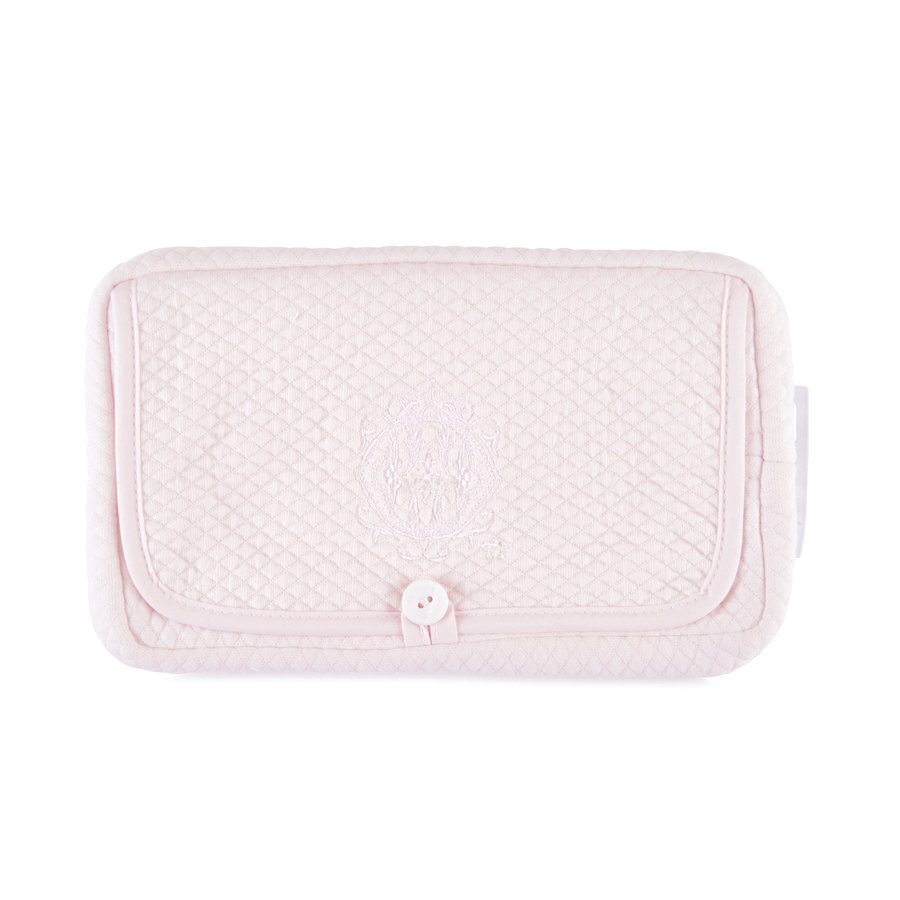 Royal Pink Reishoes vochtige doekjes - Gewafeld-1