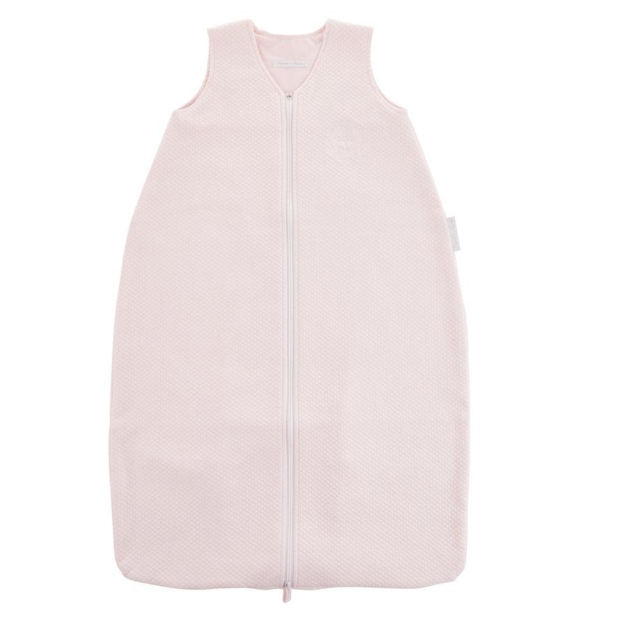Royal Pink Slaapzak zomer 90cm - Gewafeld-1