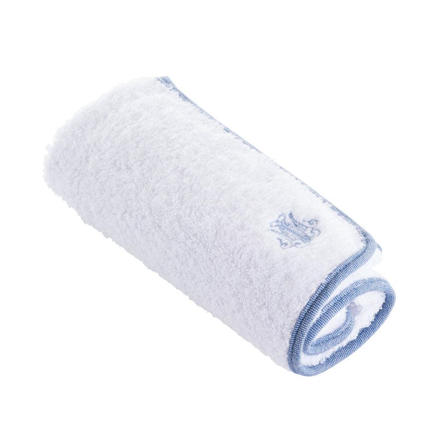 Blue Jeans Handhoek voor verzorgingskussen - Badstof-1