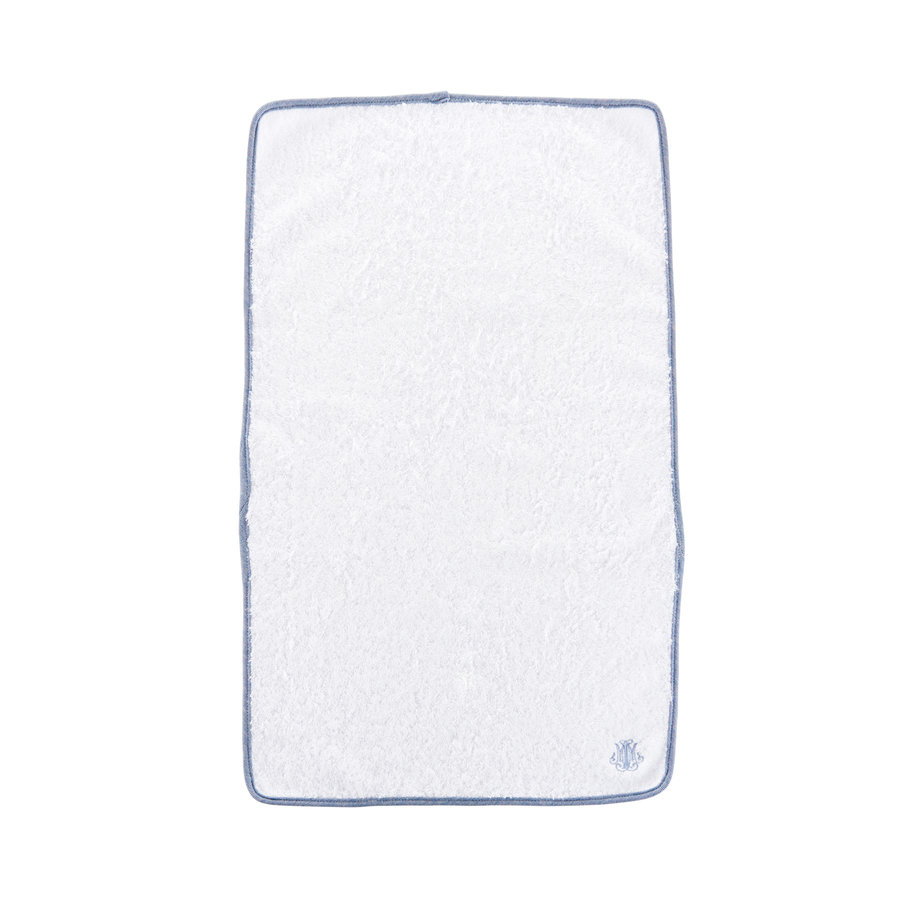 Blue Jeans Handhoek voor verzorgingskussen - Badstof-2