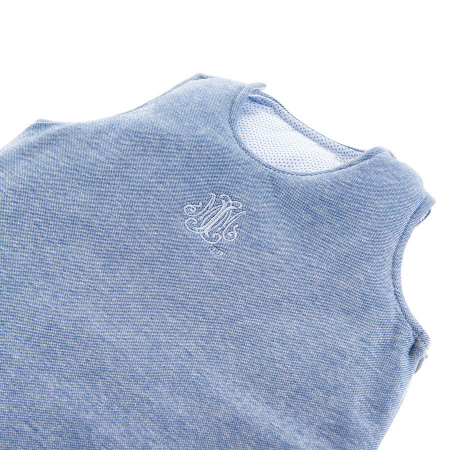Blue Jeans Slaapzak 60cm - Jersey-2