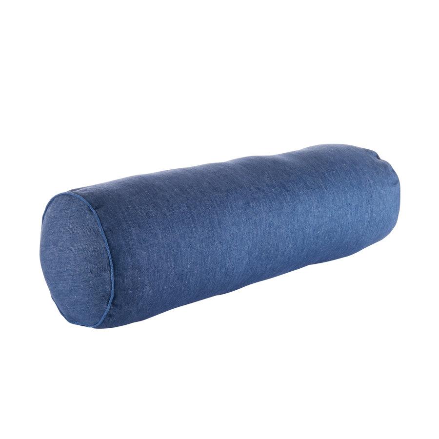Blue Jeans Rolkussen - Linnen-1