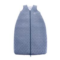 thumb-Blue Jeans Slaapzak 90cm - Gewatteerd Jersey-1