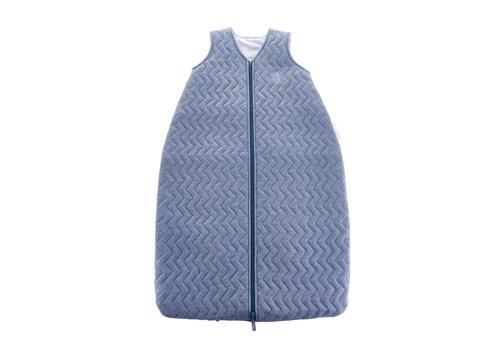 Théophile & Patachou Blue Jeans Slaapzak 90cm - Gewatteerd Jersey