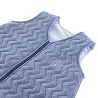 thumb-Blue Jeans Slaapzak 90cm - Gewatteerd Jersey-2