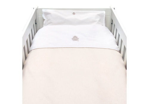 Théophile & Patachou Sand Donsovertrek bed 100x135cm  + sloop