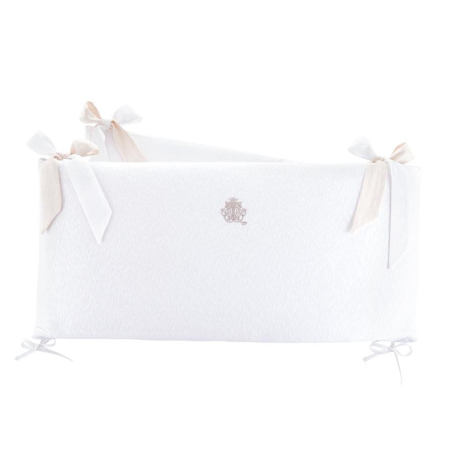 Sand Bedbeschermer 70cm - Jersey (70x70x70cm) H:32cm-1