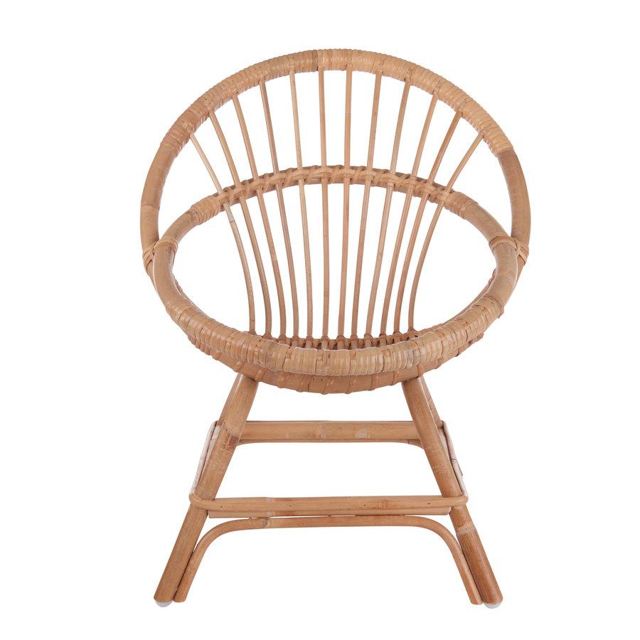Kinderstoel - riet-1