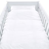 Royal White Donsovertrek bed 100x135cm + sloop