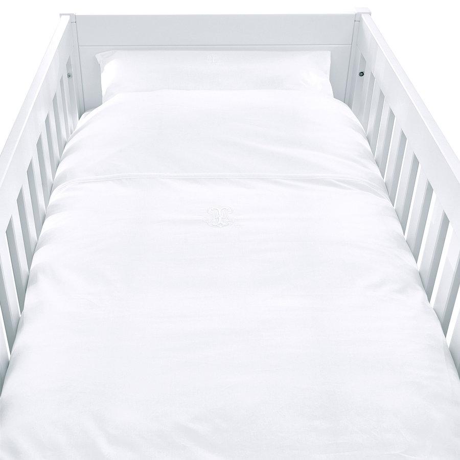 Royal White Donsovertrek bed 100x135cm + sloop-1