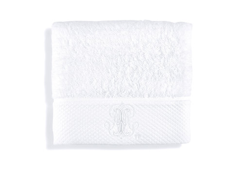Théophile & Patachou Royal White Badhanddoek