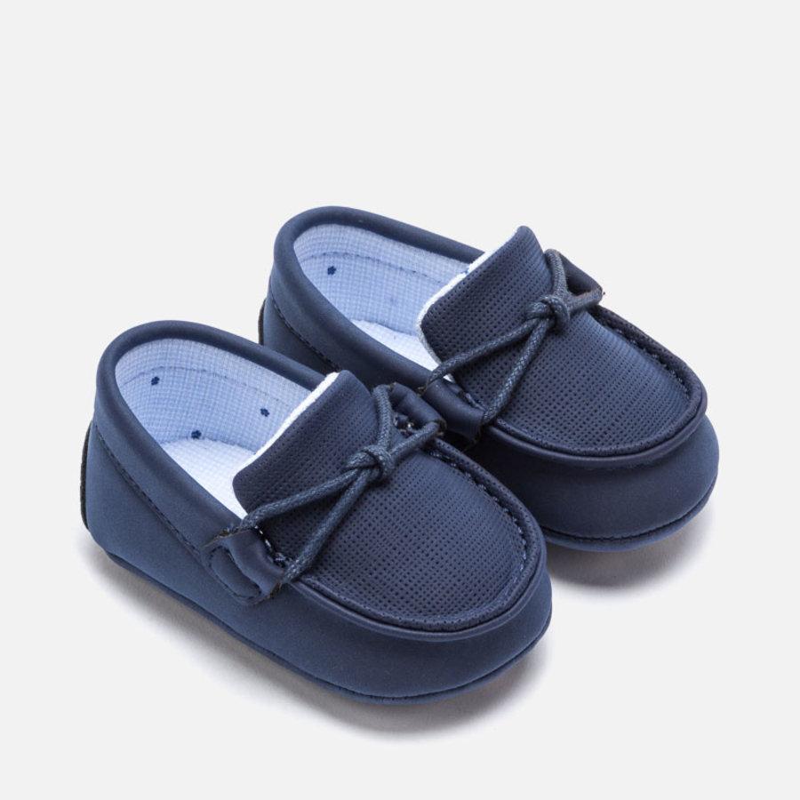 moccasins - blauw-1