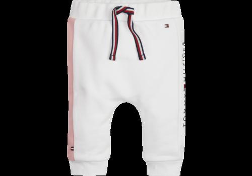 Tommy Hilfiger joggingbroek met roze bies
