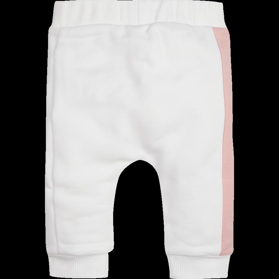 joggingbroek met roze bies-2