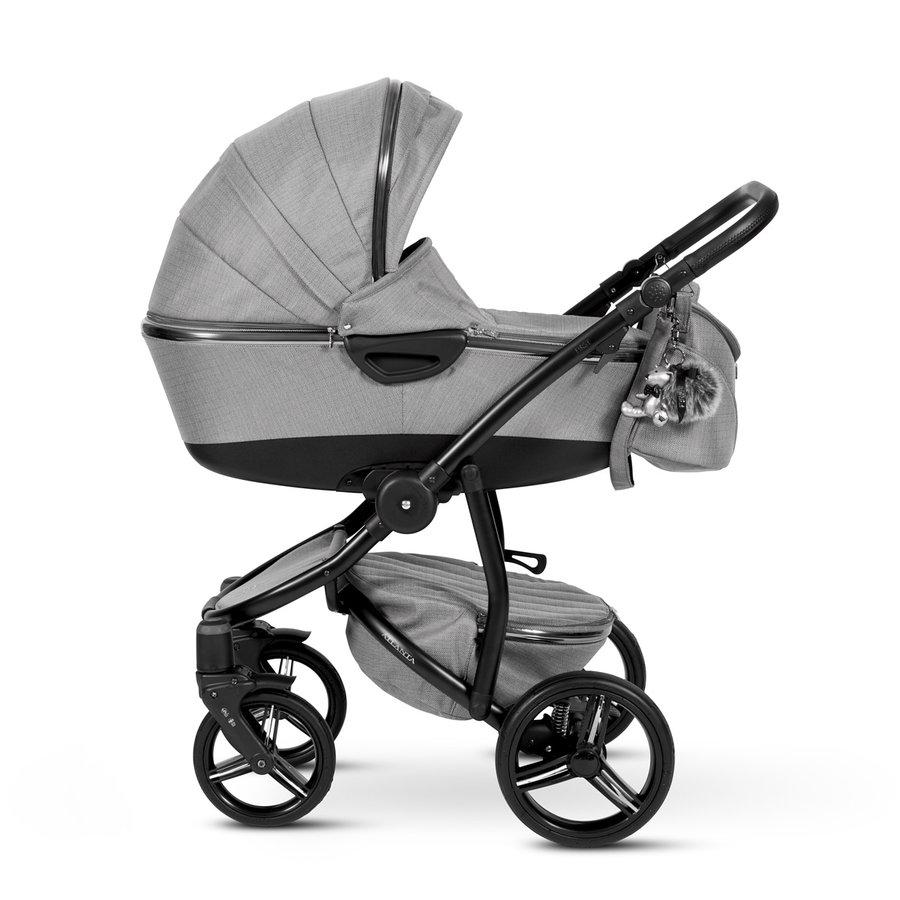 Atlanta kinderwagen - grijs-1