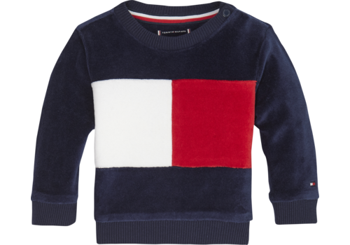 Tommy Hilfiger sweater velours