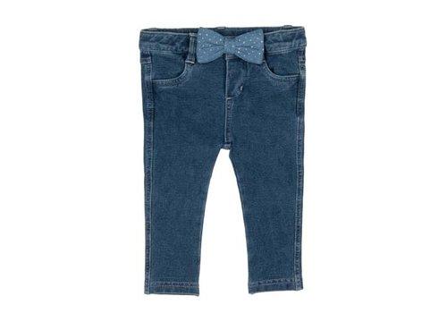 Natini jeans met strik