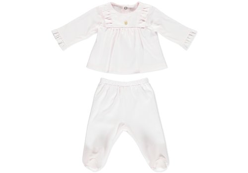 Pureté du Bebe 2-delige set broek en blouse