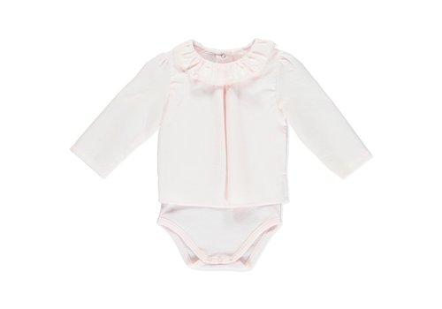 Pureté du Bebe romper met blouse