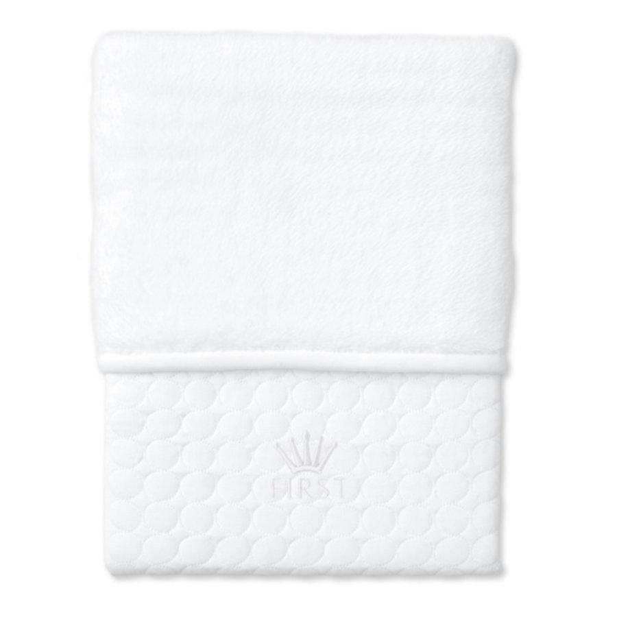 deken voor ledikant - Crystal White-1