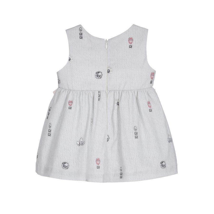 jurk met strikken-2