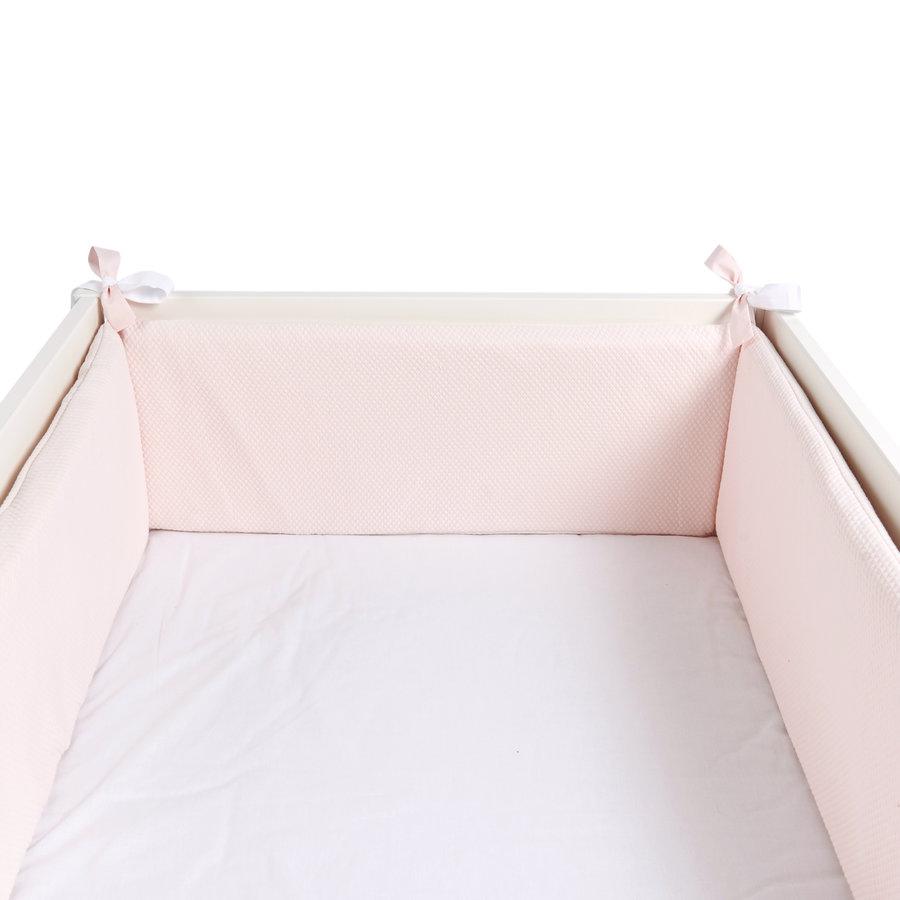 Royal Pink Parkbeschermer - Gewafeld-1