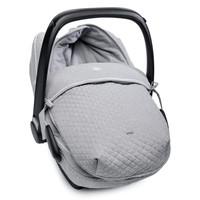 thumb-voetenzak autostoel - Endless Grey-2