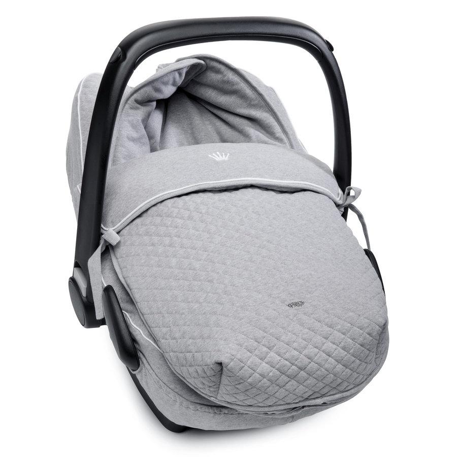 voetenzak autostoel - Endless Grey-2