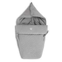 thumb-voetenzak autostoel - Endless Grey-1