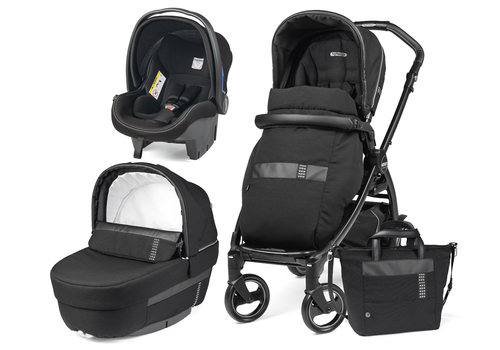 Peg Perego Book 51 Elite - Rock Black