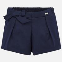 thumb-korte broek met strik - blauw-1