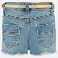 thumb-korte broek met riem - jeans-3