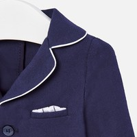 thumb-colbert stretch met pochet - blauw-2