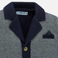 thumb-vest met pochet - blauw-3