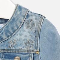 thumb-spijkerjasje stretch glitter - jeans-3
